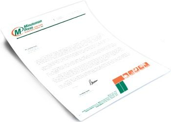 Letterheads Quote