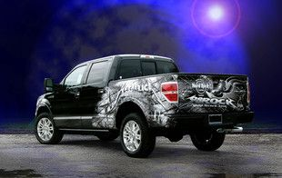Vehicle Graphics-Full Color
