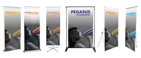 Vinyl Banners And Retractable Banners Phoenix And Tempe AZ - Vinyl banners stands