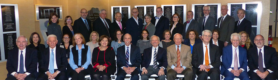 The Jewish Community Foundation Board of Trustees