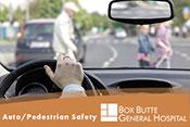 Auto/Pedestrian Safety