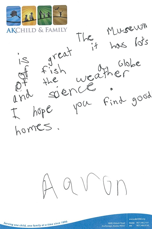 Note From Child
