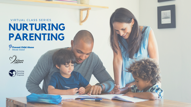 Nurturing Parenting Virtual Class Series