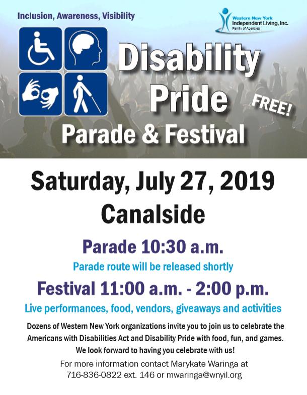 2019 Disability Parade