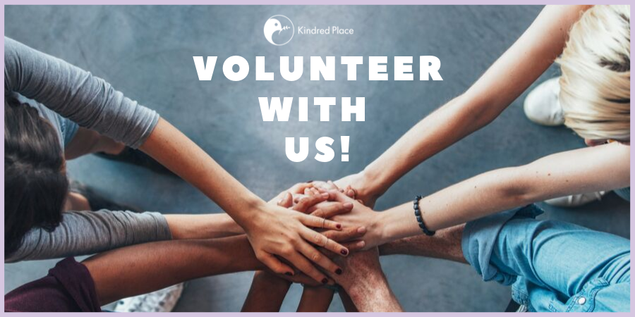 How You Can Volunteer at Kindred Place