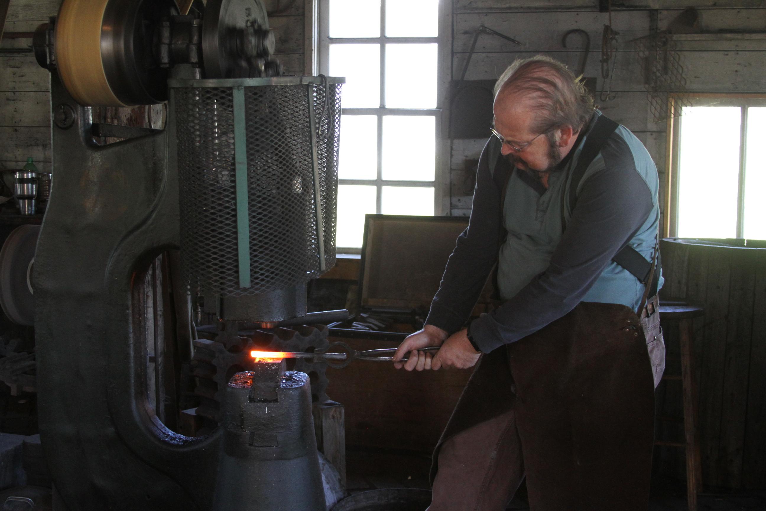 Blacksmith I Class