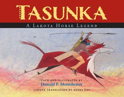 State Historical Society 'Tasunka' book featured in Atlanta children's program