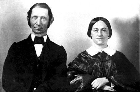 Lazarus & Sara Straus