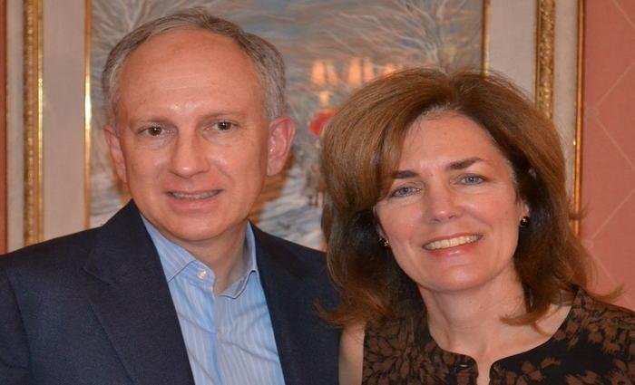 Barry & Jenny Jaruzelski