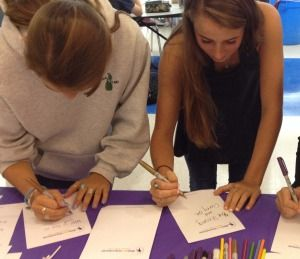 Students Rally to Support Children, NOT Cancer