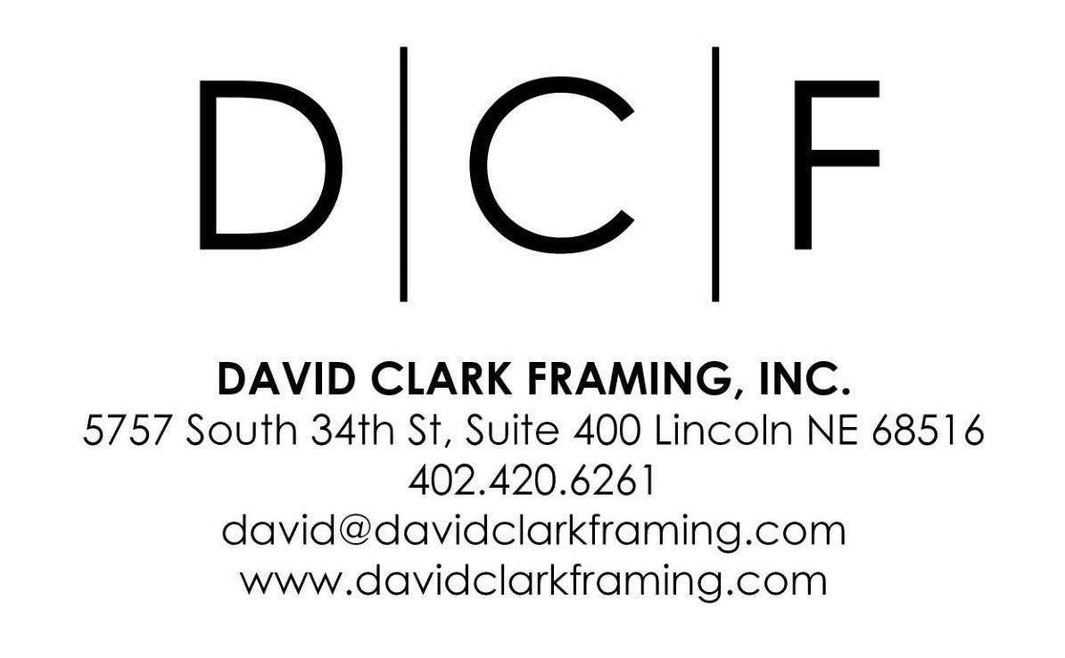 David Clark Framing
