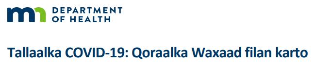 Somali Transcript