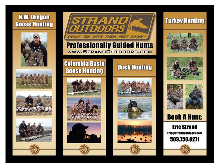 Strand Outdoors Trade Show Display
