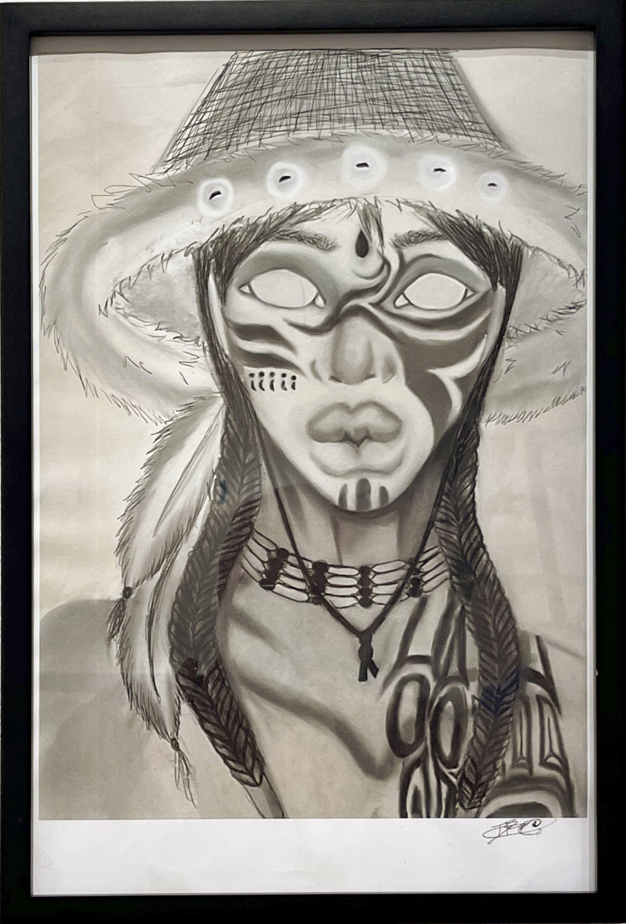 """Clan Leader Naa Sháade Háni"" - Deandra Reyes"