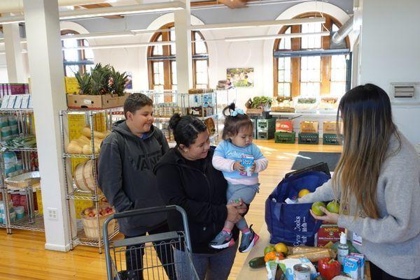 Clayton Cares Market Grand Opening