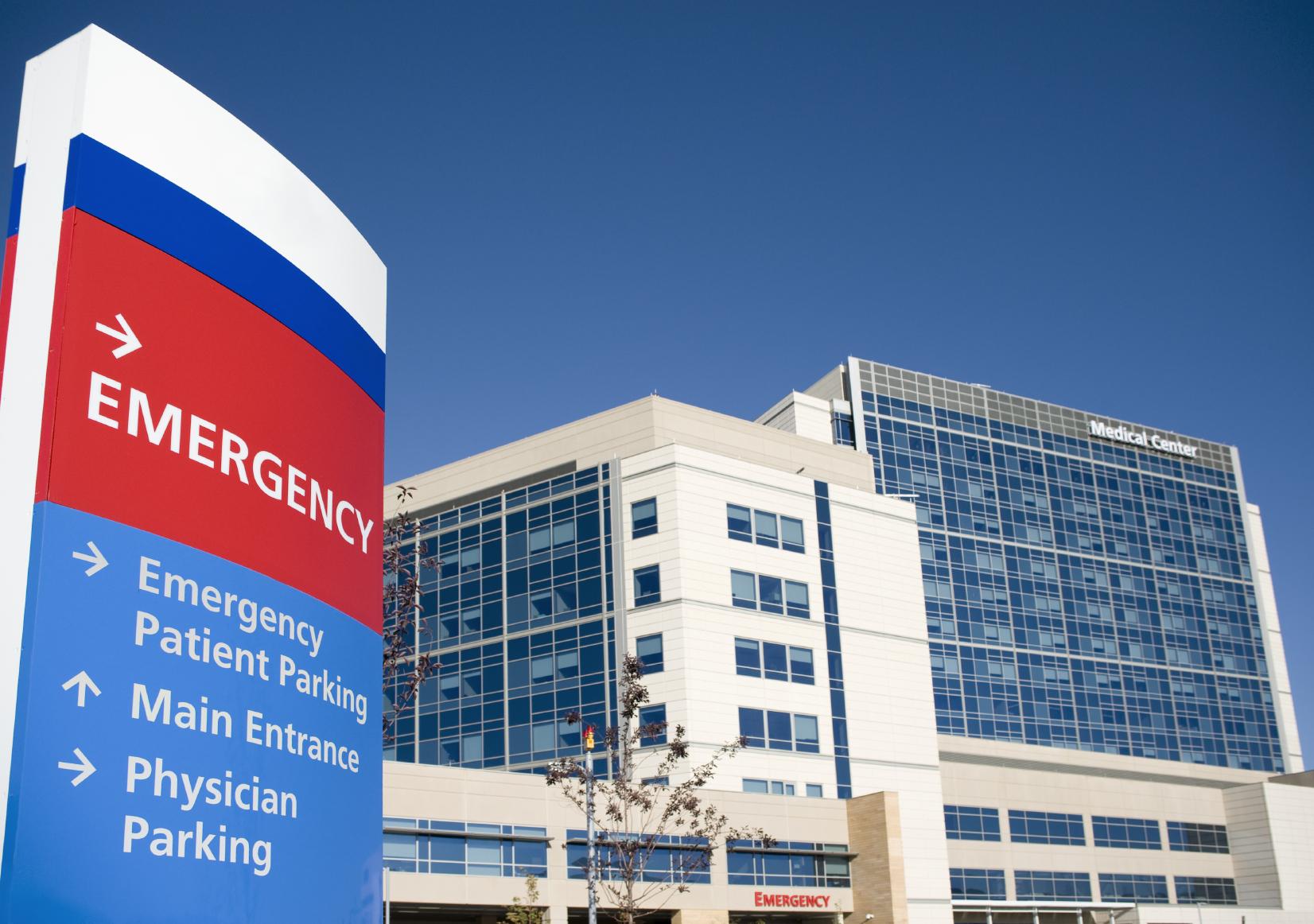 Hospitals & Medical Clinics: