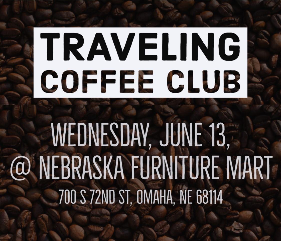 Traveling Coffee Club - June 13