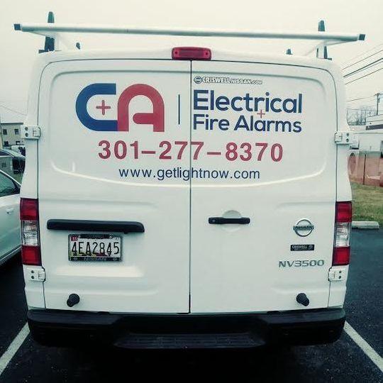 CA Electric+Fire Alarm