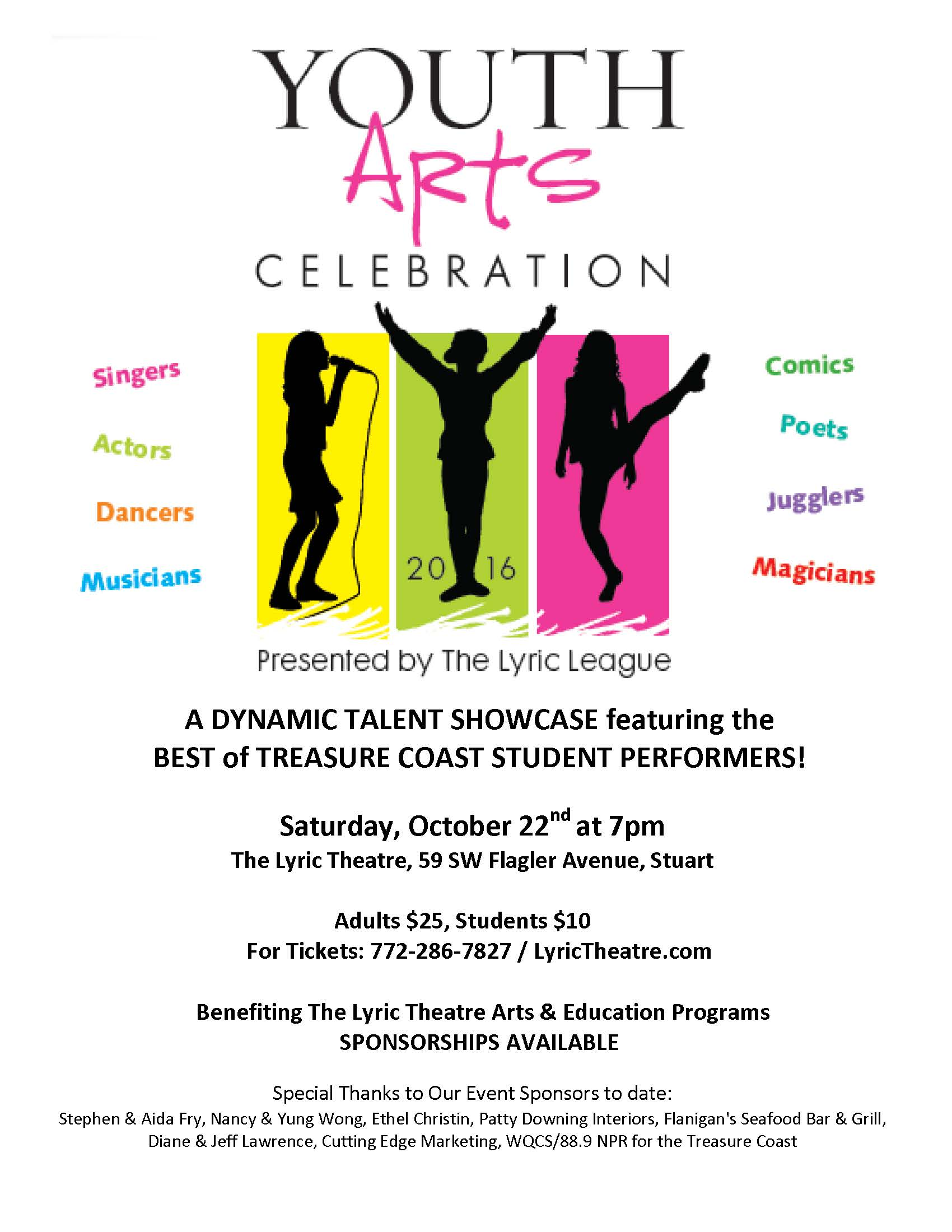 Youth Arts Celebration