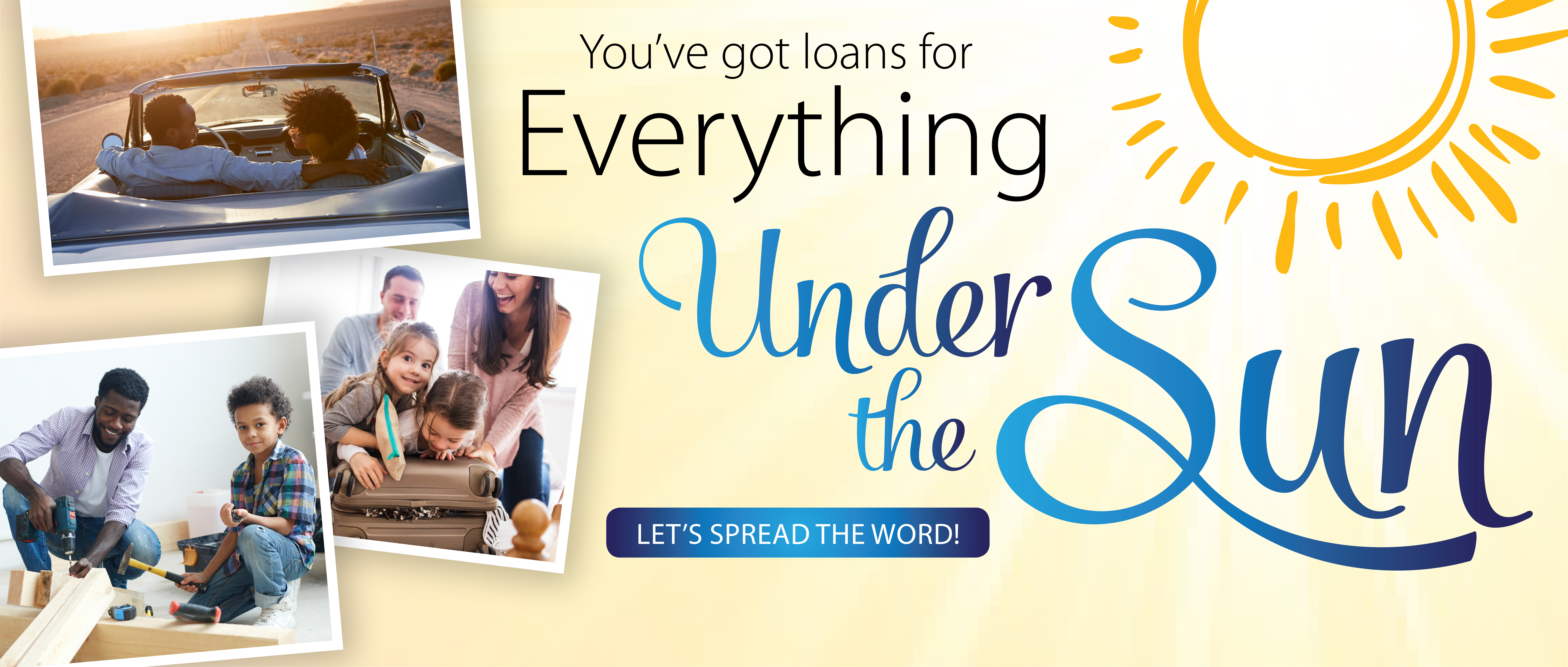 Summer Personal Loans