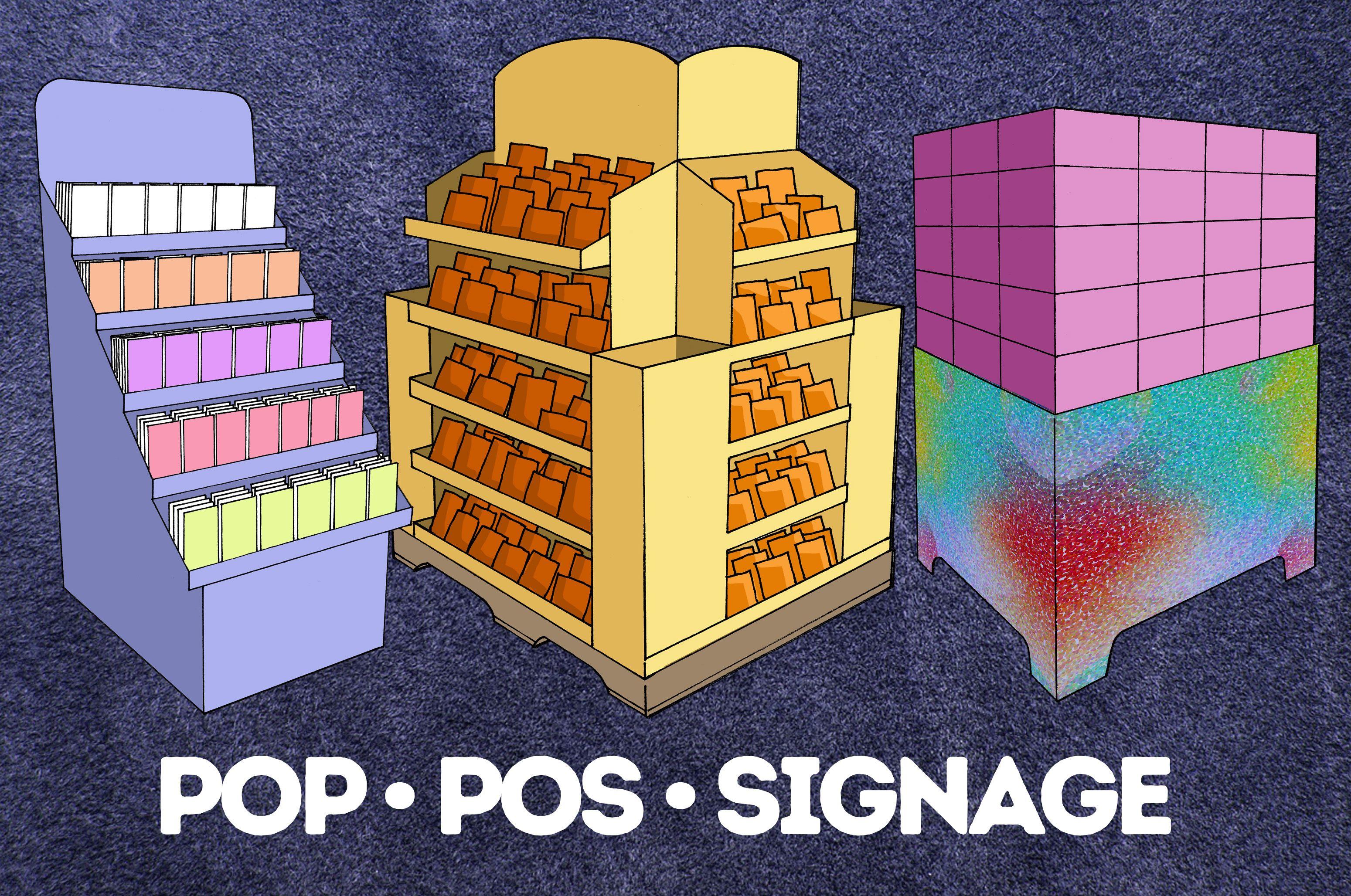 POP-POS-Signage