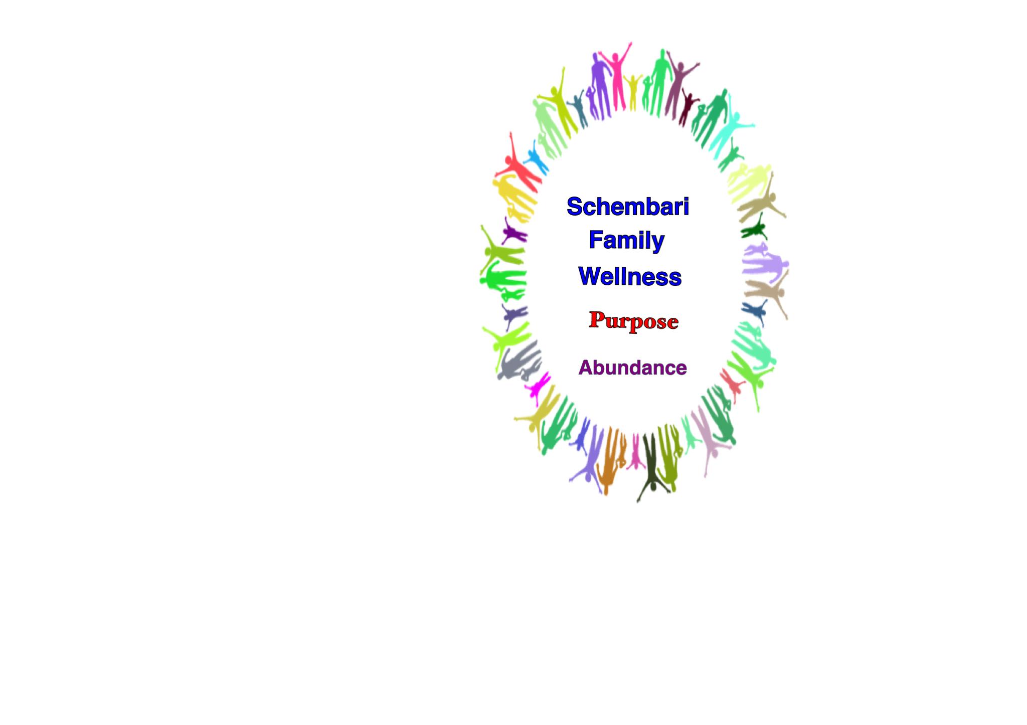 Schembari Family Wellness Purpose Abundance