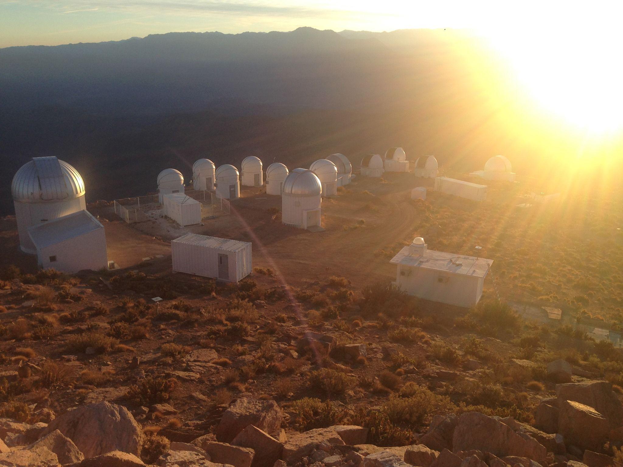 Virtual Public Show: Chilean Skies