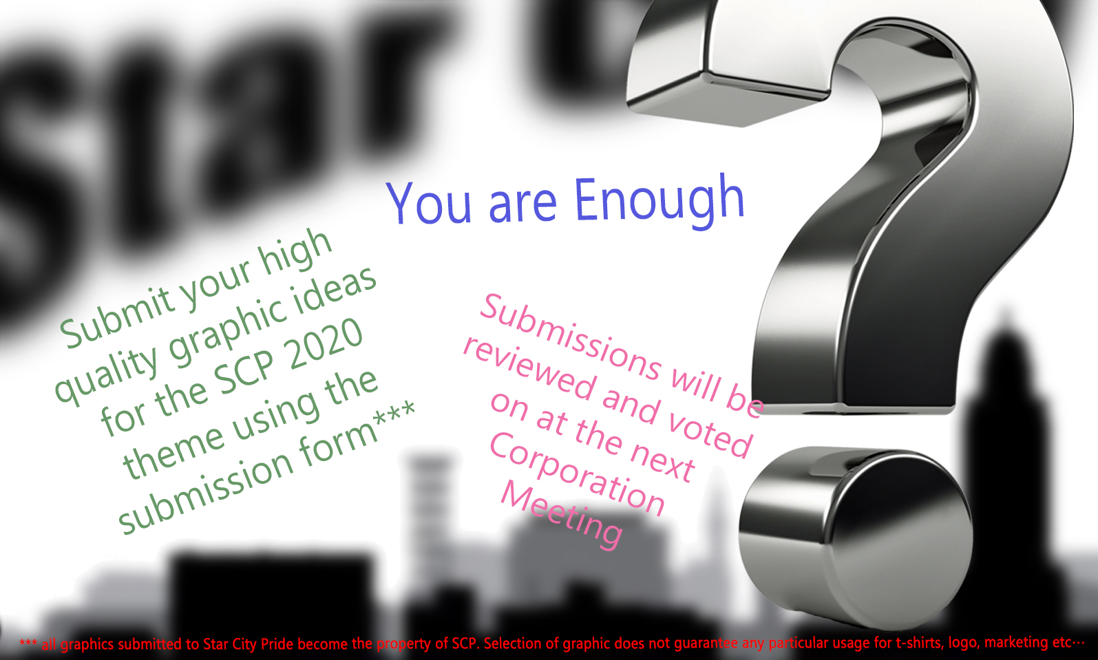 Graphic Submission Form