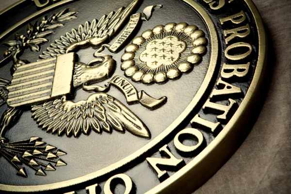 M7120 - Detailed View , Brass Plaque of US Great Seal