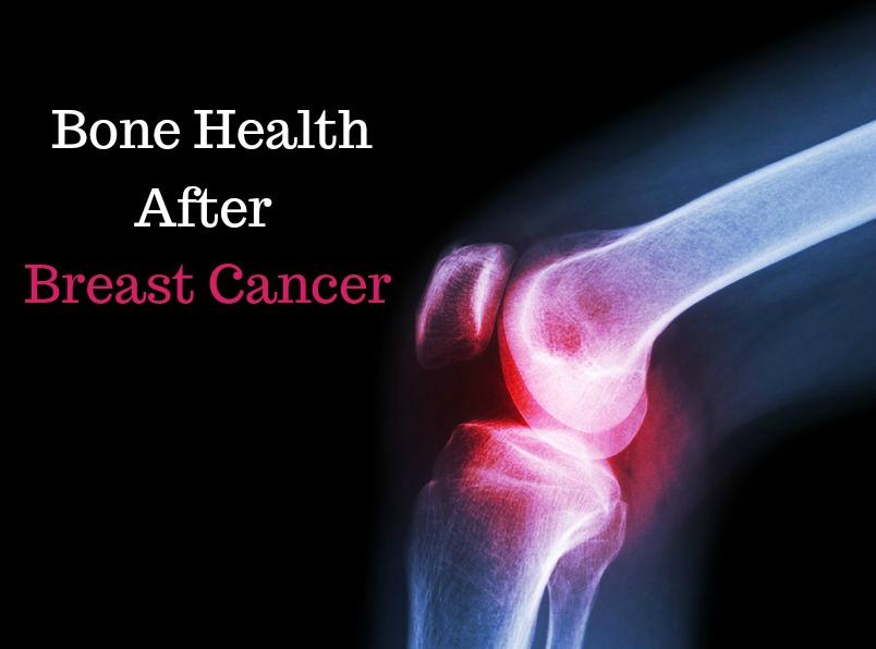 Straight Talk:  Bone Health After Breast Cancer