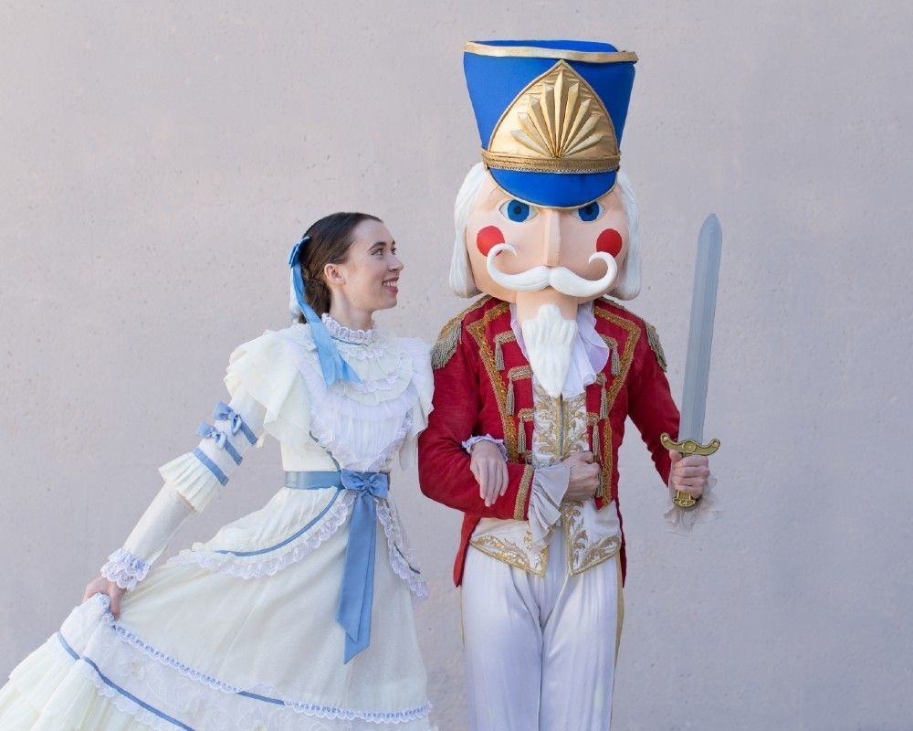 Festival Ballet Nutcracker: Short & Sweet