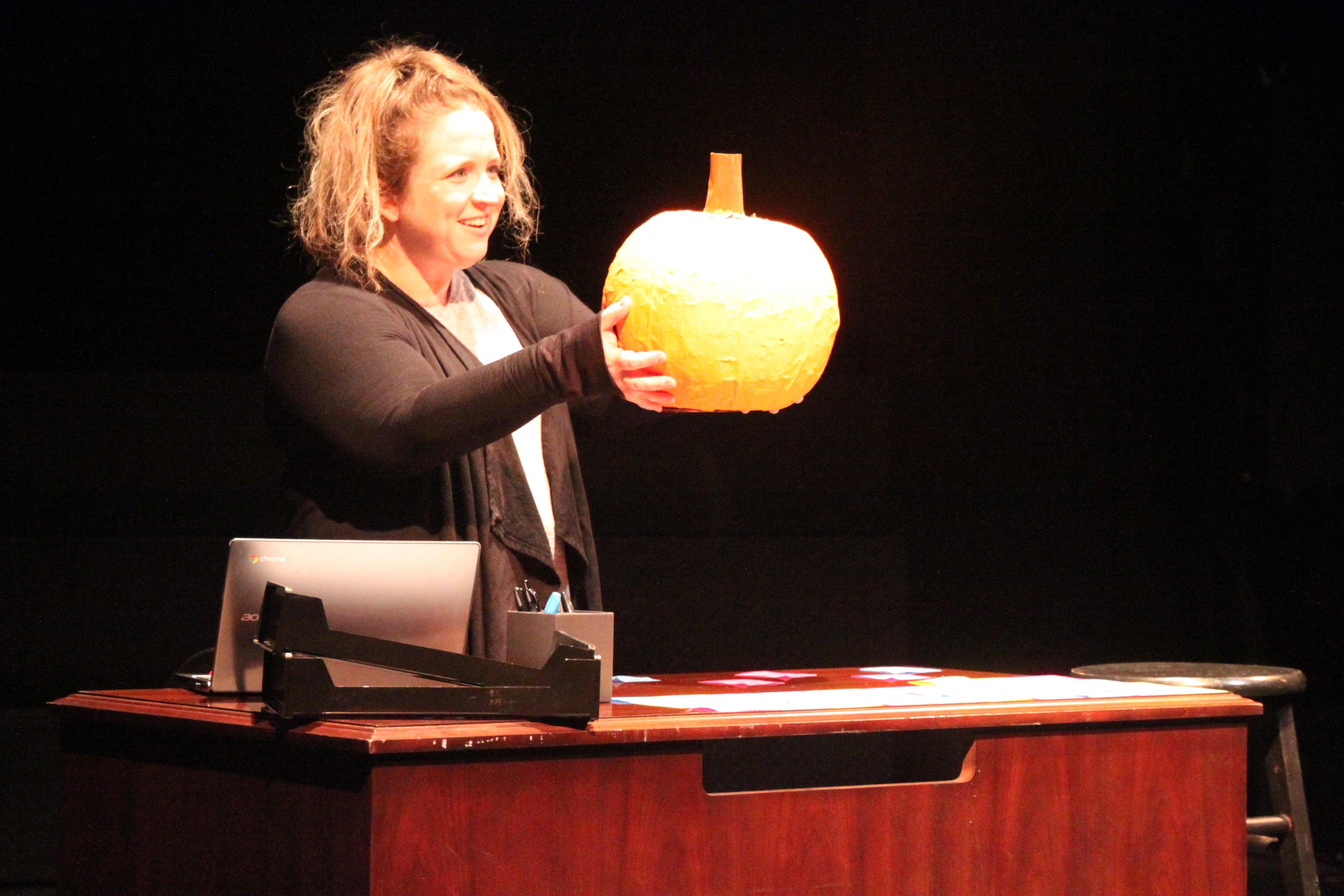 Pumpkin Talk