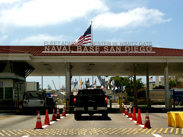 Naval Base SD