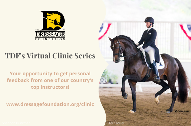 TDF's Virtual Clinic Series