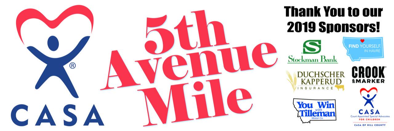 CASA 5th Avenue Mile