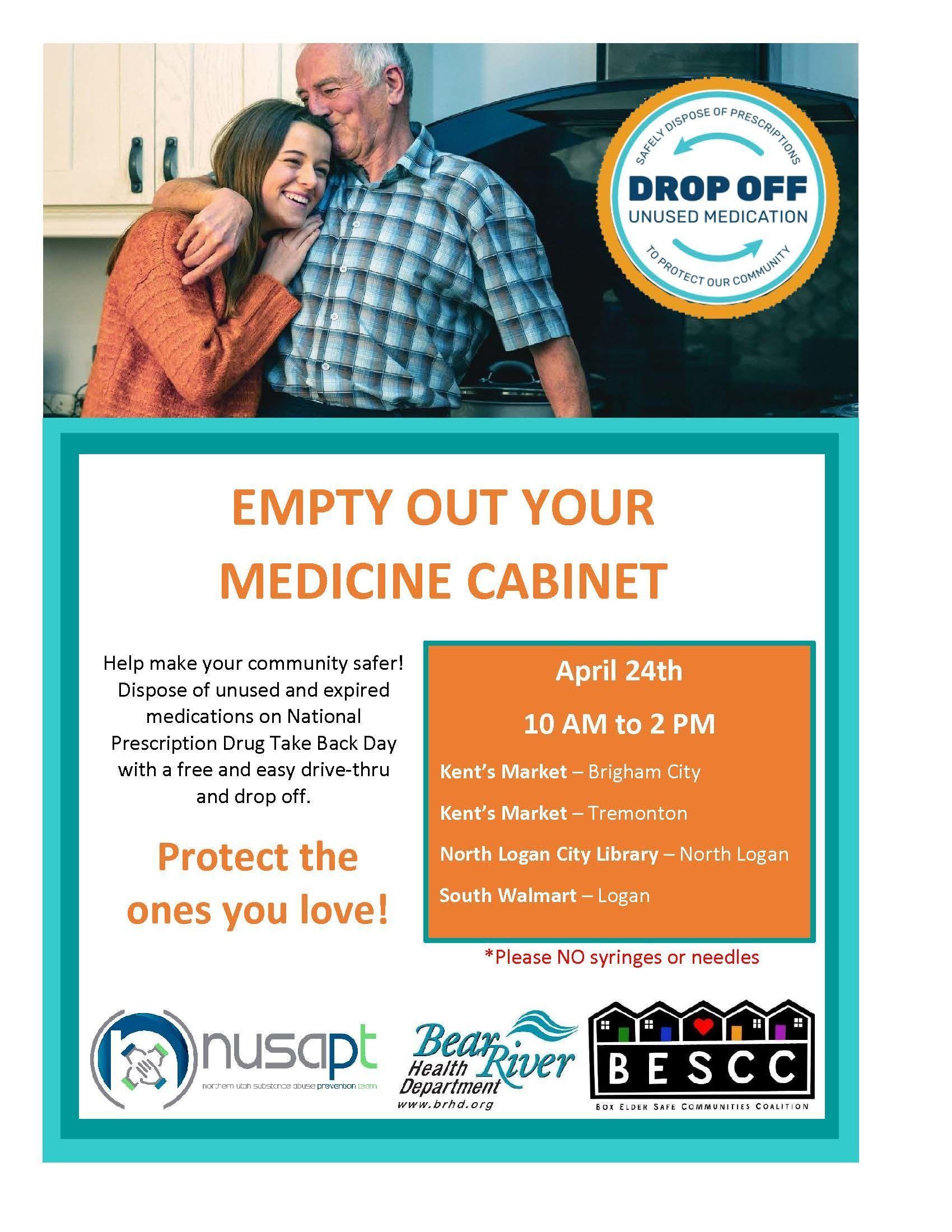 National Drug Take Back Event