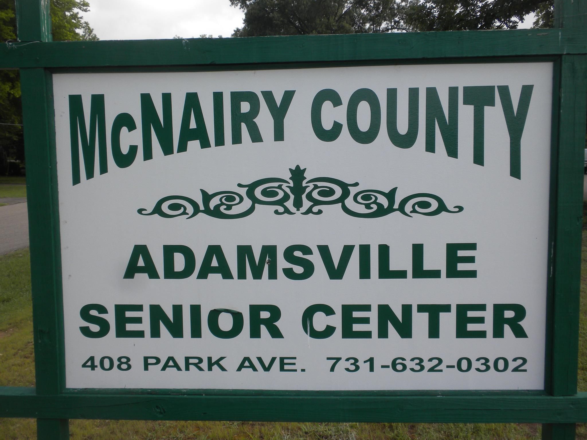 McNairy County Senior Center