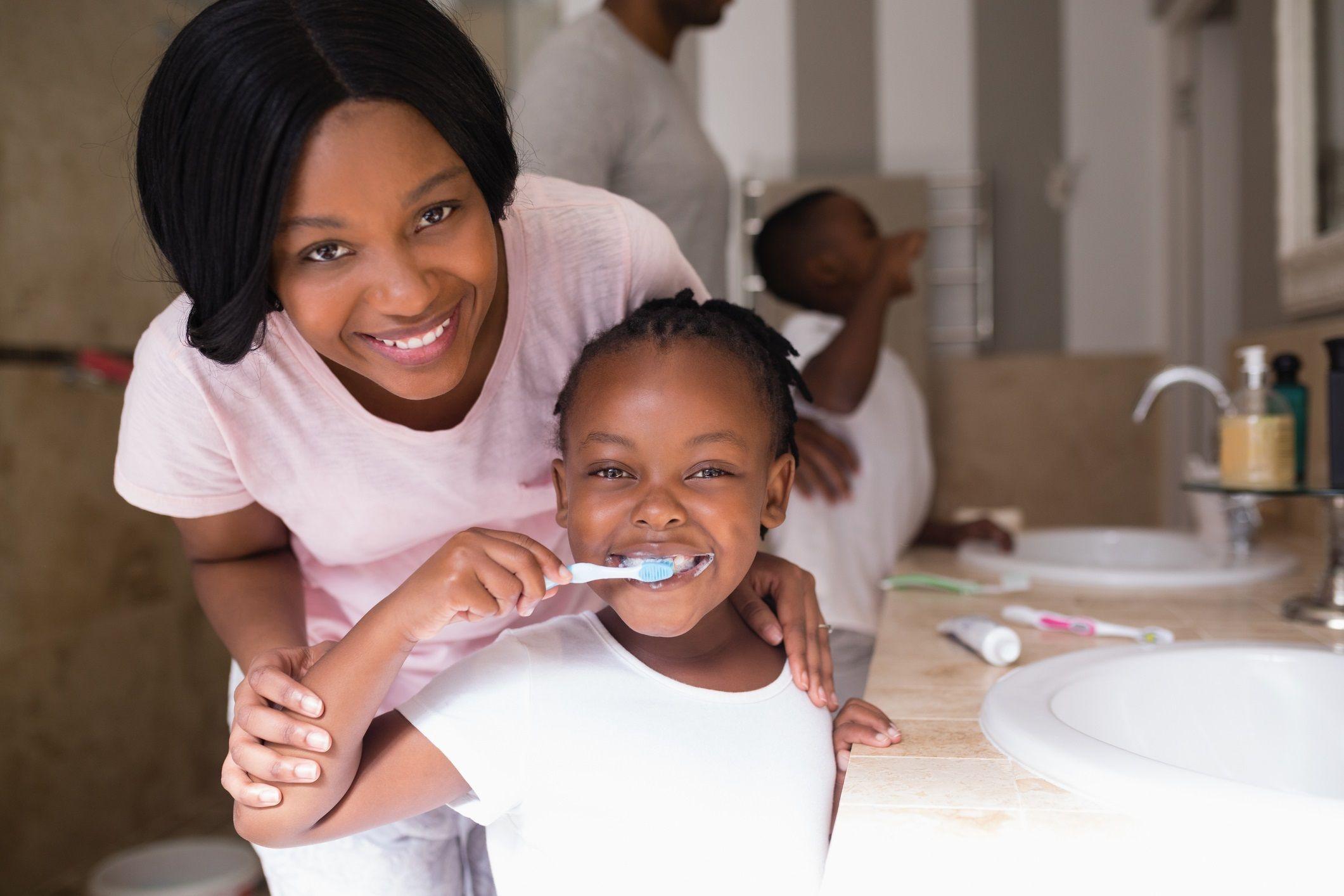 Dele a su hijo una boca sana para toda la vida.