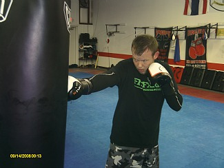 Former Athlete David Steffan to Compete in Muy Thai Event
