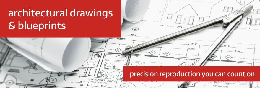 Rapid Printing Kelowna Architectural Drawings & Blueprints