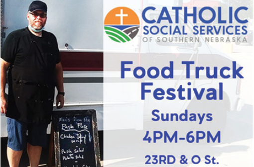 Catholic Social Services of South Nebraska Launches Food Truck Festival Program