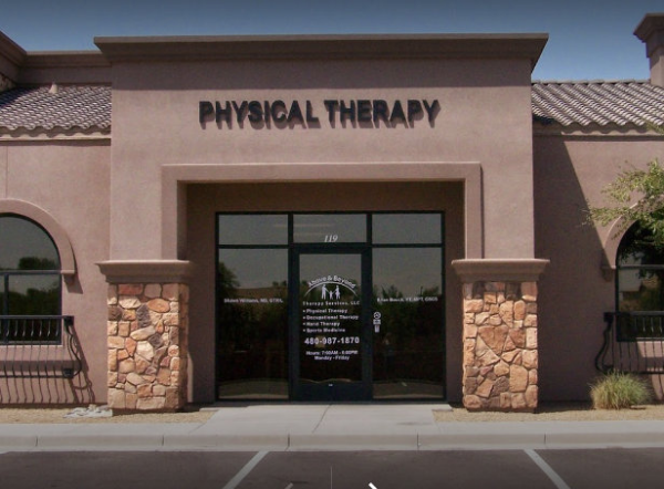 Vinyl Door Lettering for Storefronts in Queen Creek AZ