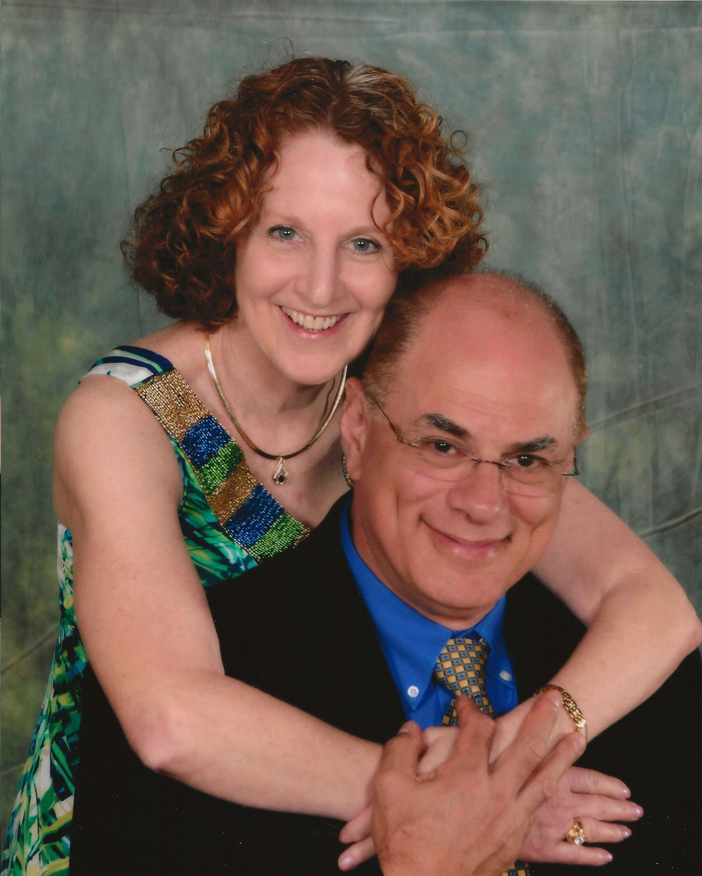 Judith and Max Rosenberg