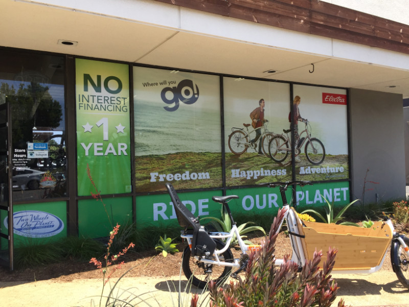 Types of Window Graphics in Costa Mesa CA
