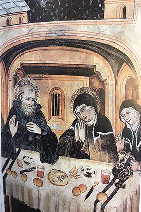 Happy Feast of St. Scholastica
