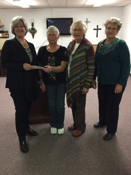 UCC Women in Springfield Support CASA