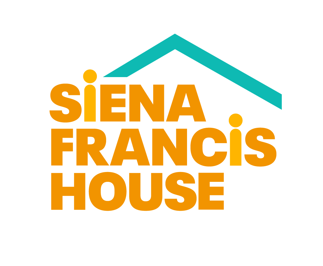 Siena Francis House reveals new logo!
