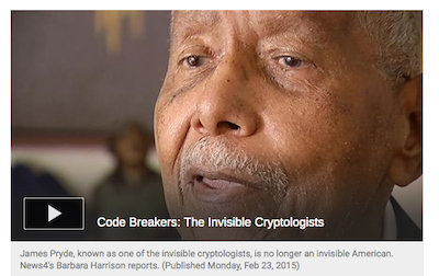 James Pryde - Tuskegee Airman and cryptologist
