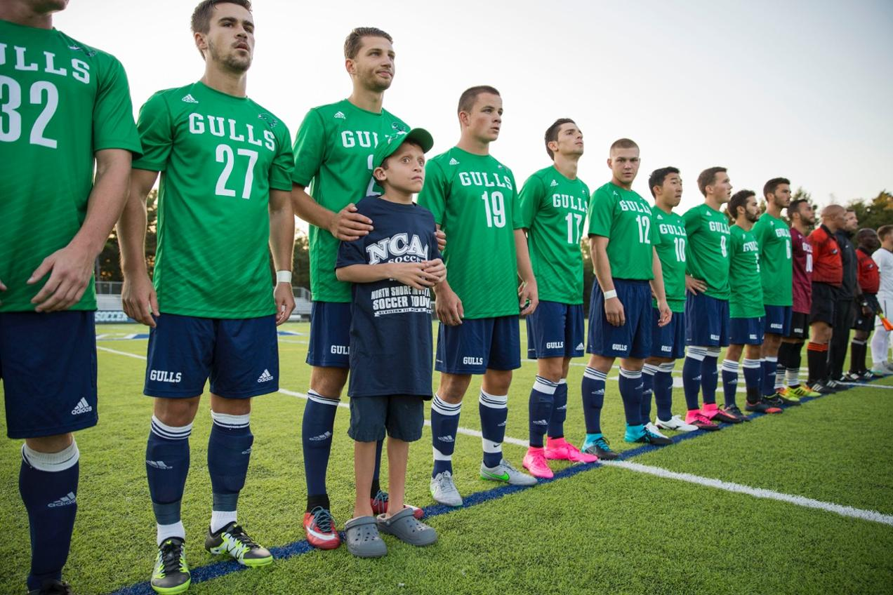 Men's Soccer Welcomes Jack Garis To Program Through Team IMPACT