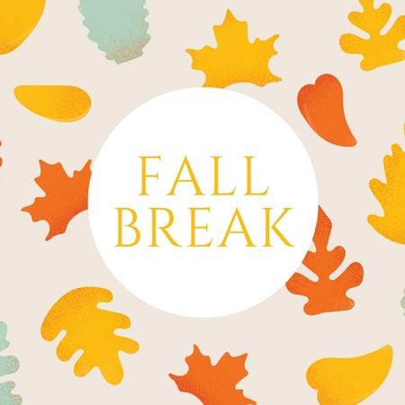Fall Break - Clubs Opened